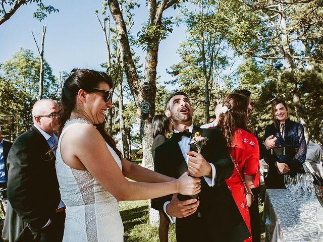 Il matrimonio di Marco e Bayda a Montecopiolo, Pesaro - Urbino 87