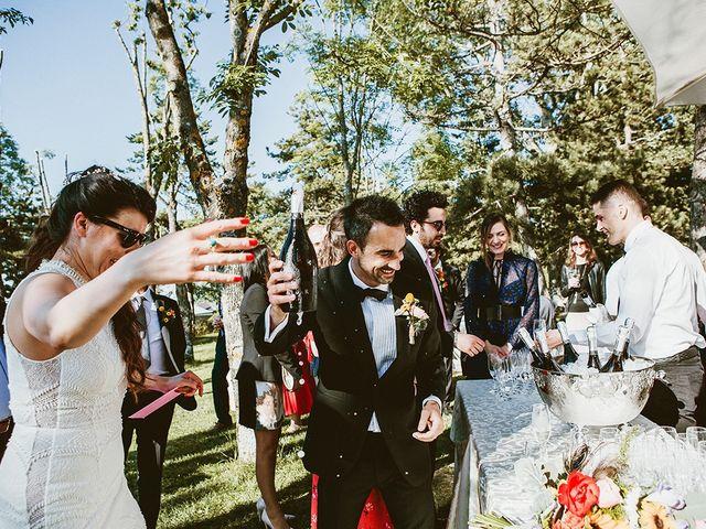 Il matrimonio di Marco e Bayda a Montecopiolo, Pesaro - Urbino 88