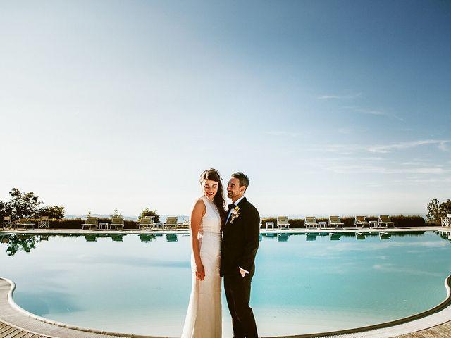 Il matrimonio di Marco e Bayda a Montecopiolo, Pesaro - Urbino 1