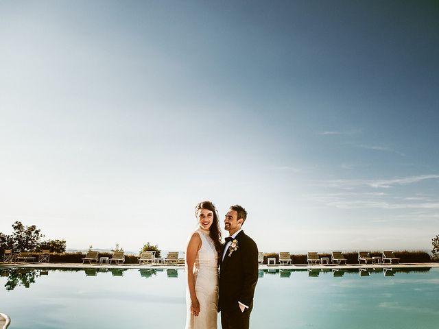 Il matrimonio di Marco e Bayda a Montecopiolo, Pesaro - Urbino 98