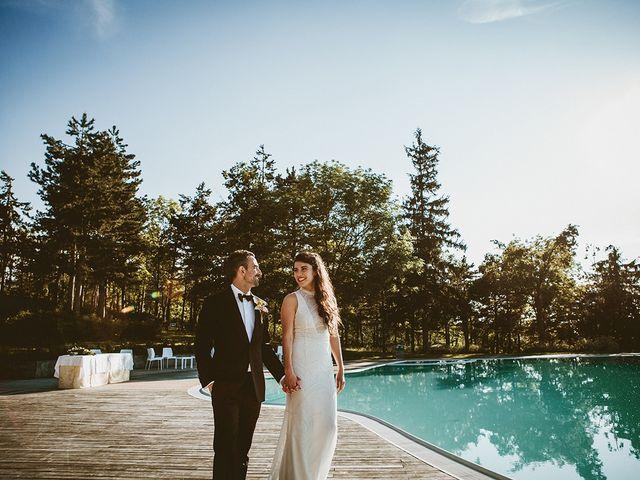 Il matrimonio di Marco e Bayda a Montecopiolo, Pesaro - Urbino 100