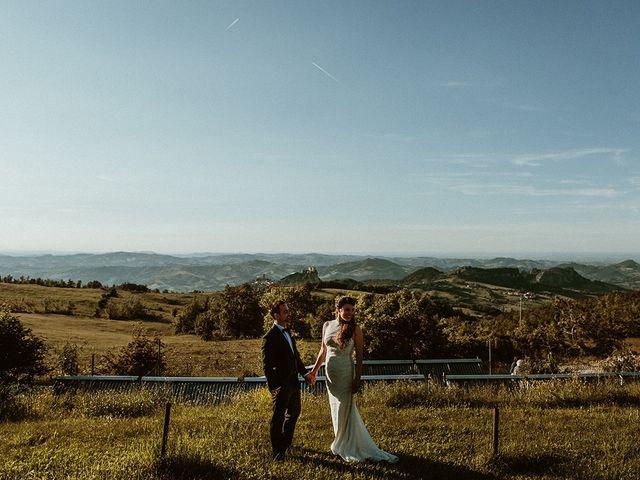 Il matrimonio di Marco e Bayda a Montecopiolo, Pesaro - Urbino 103