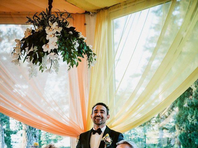 Il matrimonio di Marco e Bayda a Montecopiolo, Pesaro - Urbino 117