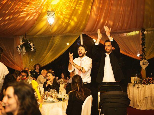 Il matrimonio di Marco e Bayda a Montecopiolo, Pesaro - Urbino 121