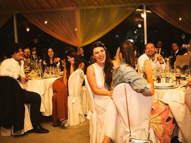 Il matrimonio di Marco e Bayda a Montecopiolo, Pesaro - Urbino 122