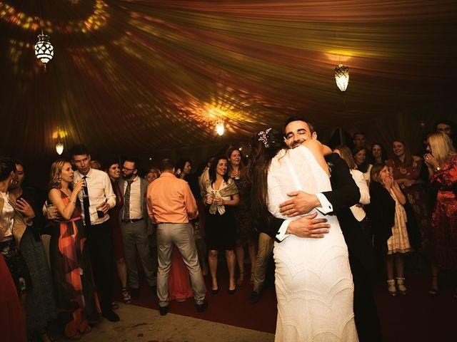 Il matrimonio di Marco e Bayda a Montecopiolo, Pesaro - Urbino 133