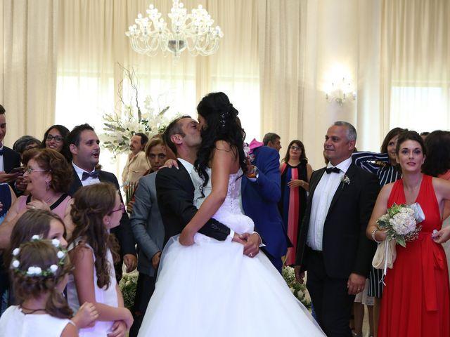 Il matrimonio di Michele e Marilena a Ginosa, Taranto 8