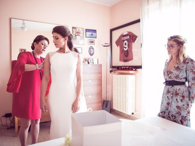 Il matrimonio di Riccardo e Sonia a Vimercate, Monza e Brianza 6