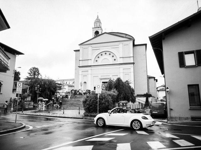 Il matrimonio di Riccardo e Sonia a Vimercate, Monza e Brianza 11