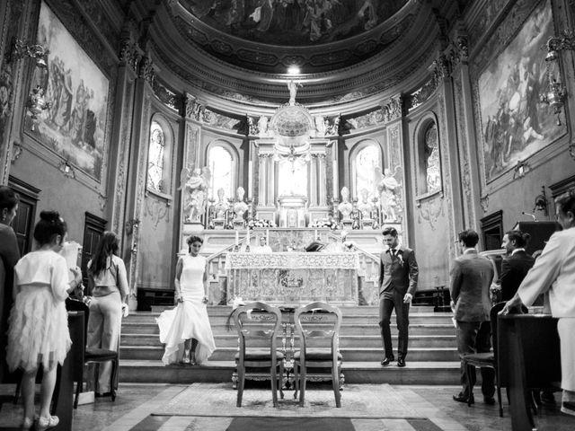 Il matrimonio di Riccardo e Sonia a Vimercate, Monza e Brianza 13