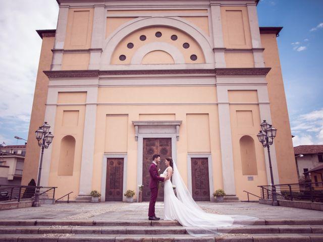 Il matrimonio di Riccardo e Sonia a Vimercate, Monza e Brianza 18