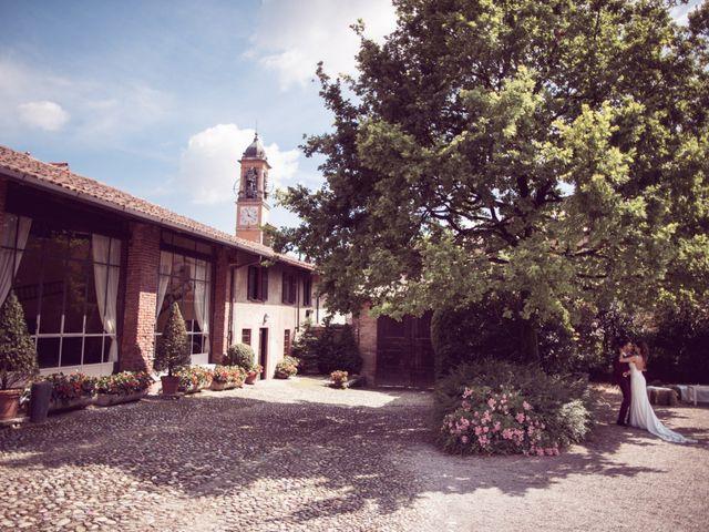 Il matrimonio di Riccardo e Sonia a Vimercate, Monza e Brianza 26