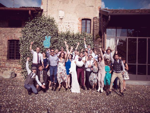 Il matrimonio di Riccardo e Sonia a Vimercate, Monza e Brianza 28