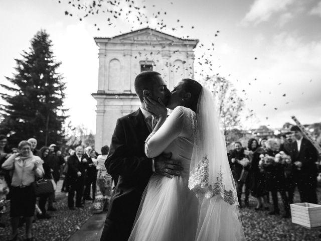 Il matrimonio di Emanuel  e Francesca  a Rovato, Brescia 1