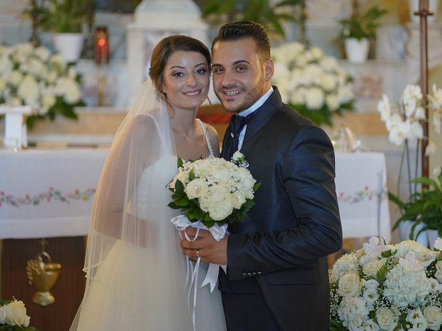 Il matrimonio di Piersilvio e Selenia a Latronico, Potenza 17
