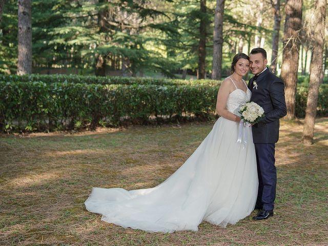 Il matrimonio di Piersilvio e Selenia a Latronico, Potenza 24