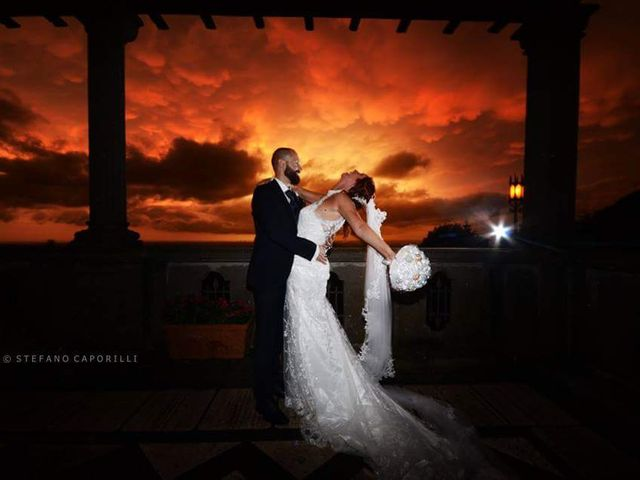 Le nozze di Barbara e Gianluca