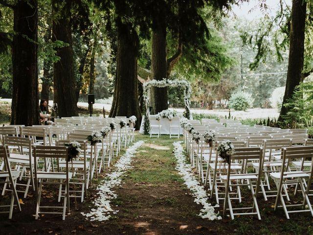 Il matrimonio di Andrea e Michela a Vicenza, Vicenza 13