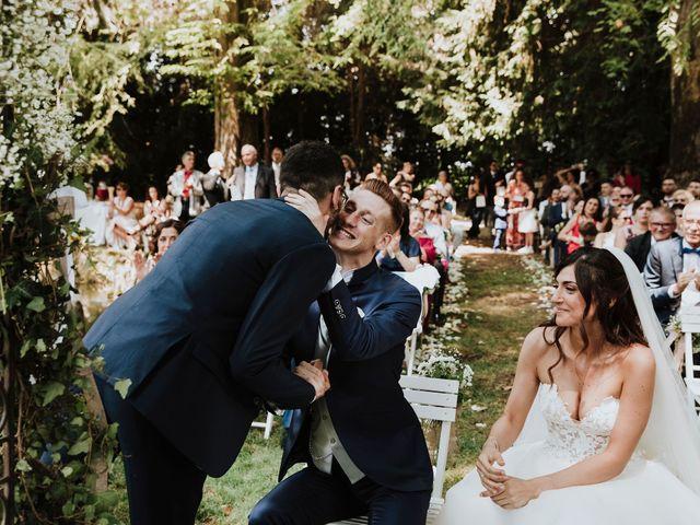 Il matrimonio di Andrea e Michela a Vicenza, Vicenza 20