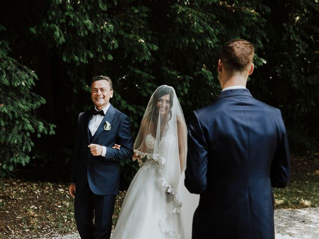 Il matrimonio di Andrea e Michela a Vicenza, Vicenza 17