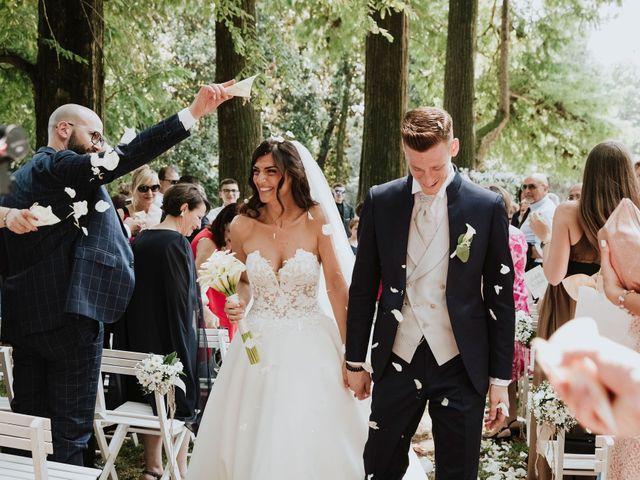 Il matrimonio di Andrea e Michela a Vicenza, Vicenza 34