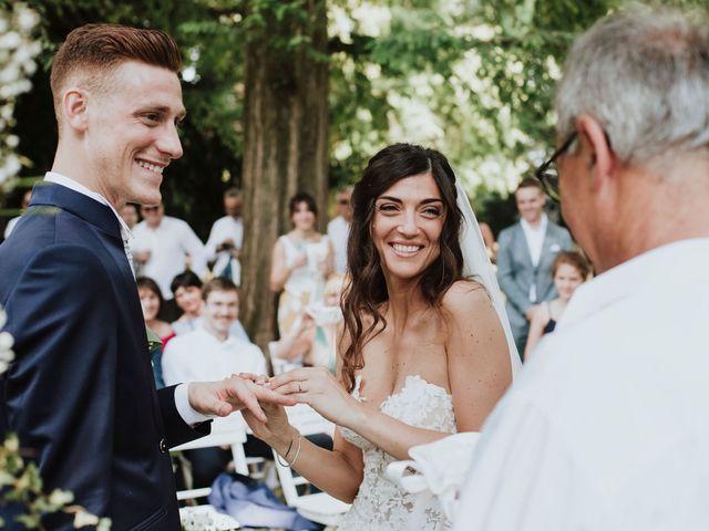 Il matrimonio di Andrea e Michela a Vicenza, Vicenza 27
