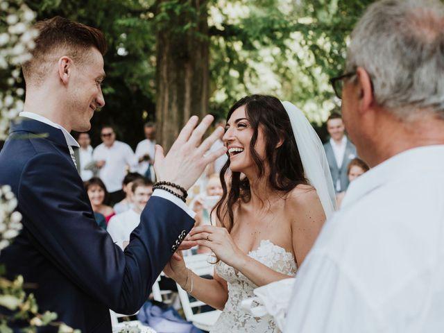 Il matrimonio di Andrea e Michela a Vicenza, Vicenza 26