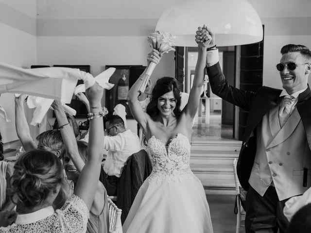 Il matrimonio di Andrea e Michela a Vicenza, Vicenza 41