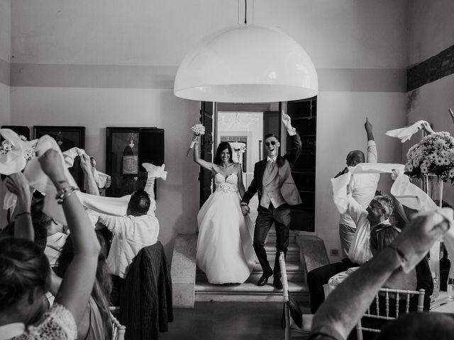 Il matrimonio di Andrea e Michela a Vicenza, Vicenza 42
