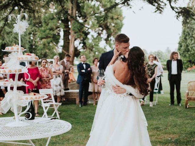 Il matrimonio di Andrea e Michela a Vicenza, Vicenza 55