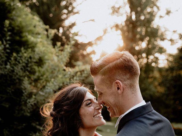 Il matrimonio di Andrea e Michela a Vicenza, Vicenza 52