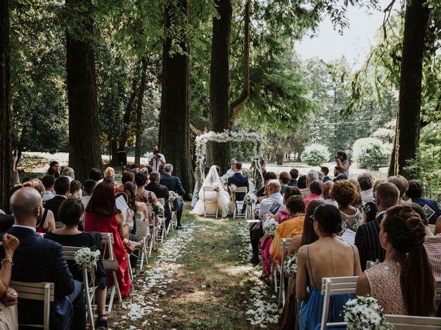 Il matrimonio di Andrea e Michela a Vicenza, Vicenza 32