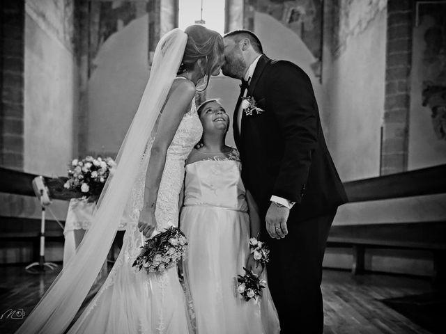 Le nozze di Francesca e Mino