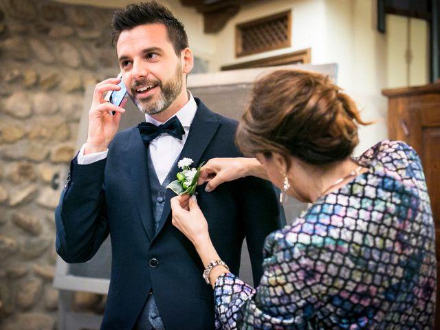 Il matrimonio di Antonio e Costanza a Bizzarone, Como 3