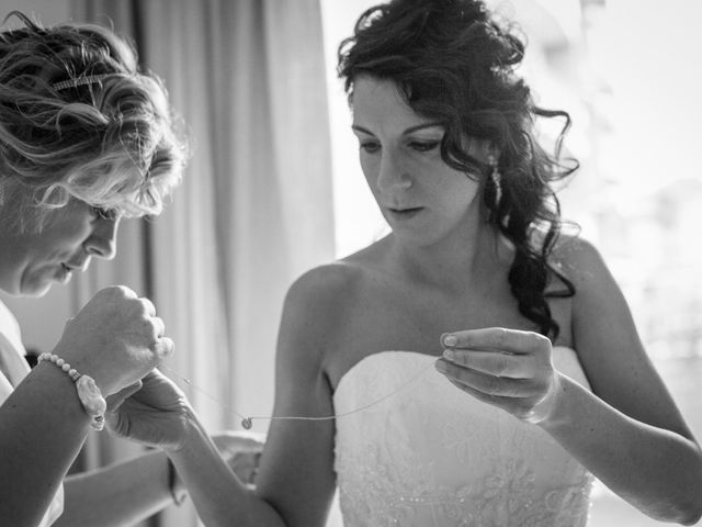 Il matrimonio di Antonio e Costanza a Bizzarone, Como 5