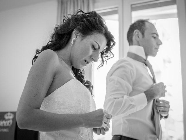 Il matrimonio di Antonio e Costanza a Bizzarone, Como 6