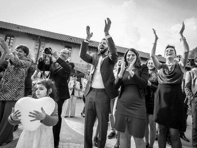 Il matrimonio di Antonio e Costanza a Bizzarone, Como 7