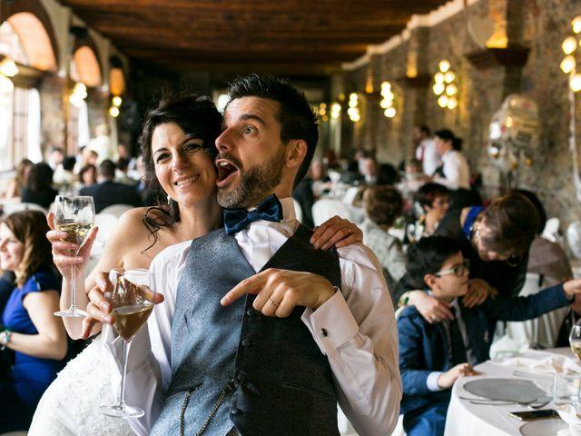 Il matrimonio di Antonio e Costanza a Bizzarone, Como 10