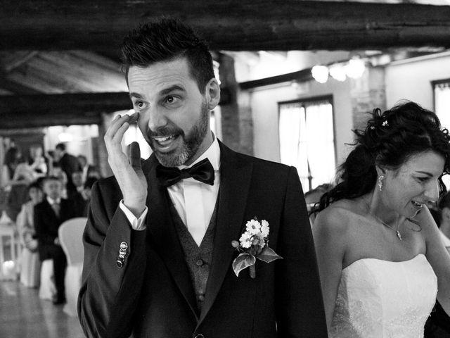 Il matrimonio di Antonio e Costanza a Bizzarone, Como 12