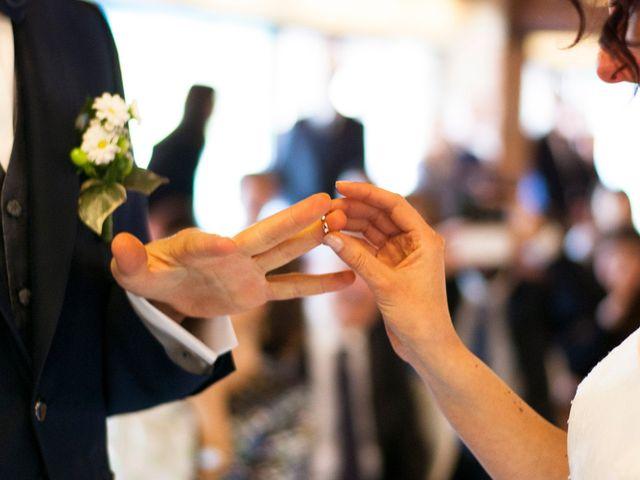 Il matrimonio di Antonio e Costanza a Bizzarone, Como 13