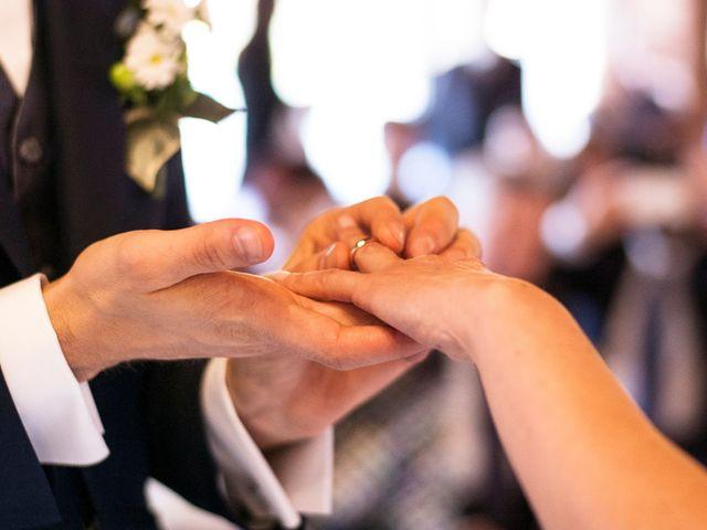 Il matrimonio di Antonio e Costanza a Bizzarone, Como 14