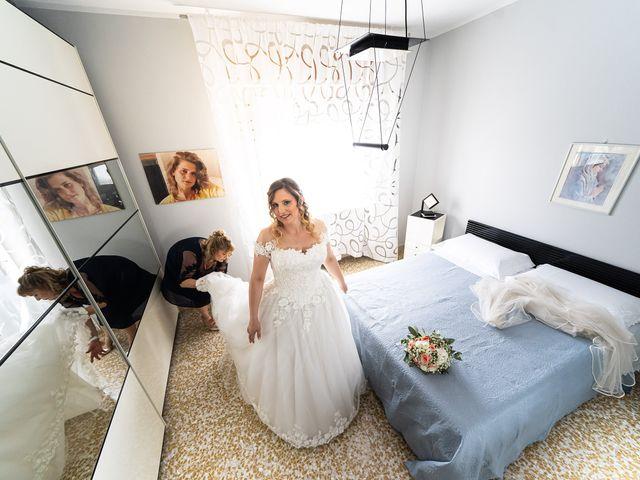 Il matrimonio di Emiliano e Carmela a Gandosso, Bergamo 11