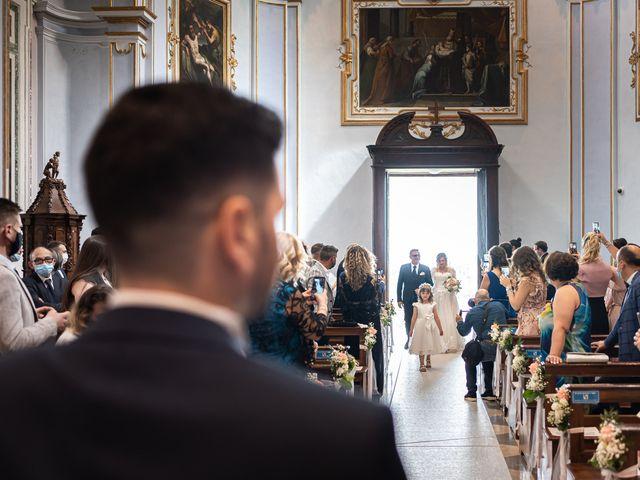 Il matrimonio di Emiliano e Carmela a Gandosso, Bergamo 14