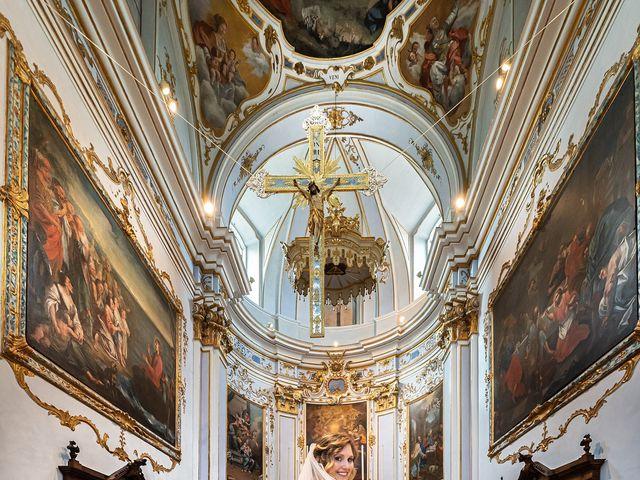 Il matrimonio di Emiliano e Carmela a Gandosso, Bergamo 20