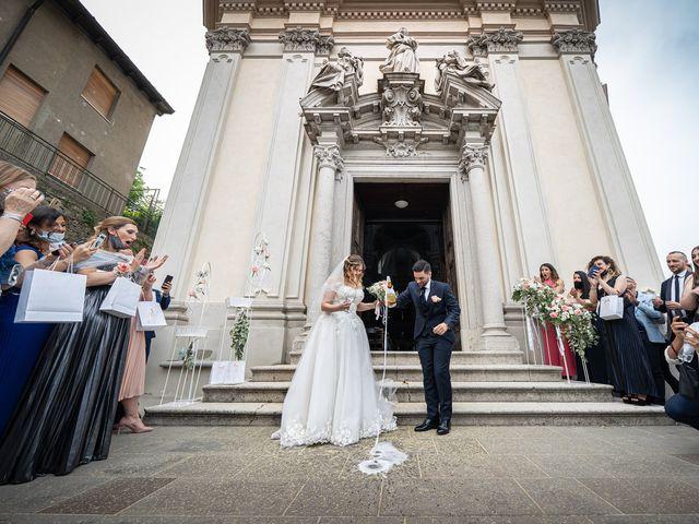 Il matrimonio di Emiliano e Carmela a Gandosso, Bergamo 22