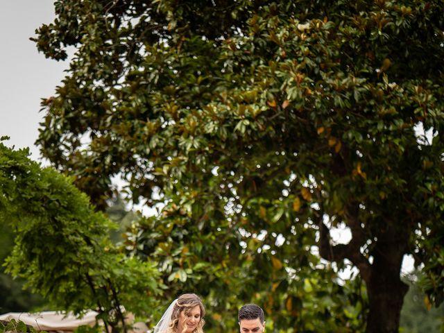 Il matrimonio di Emiliano e Carmela a Gandosso, Bergamo 25