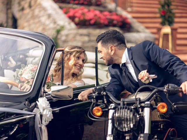 Il matrimonio di Emiliano e Carmela a Gandosso, Bergamo 26