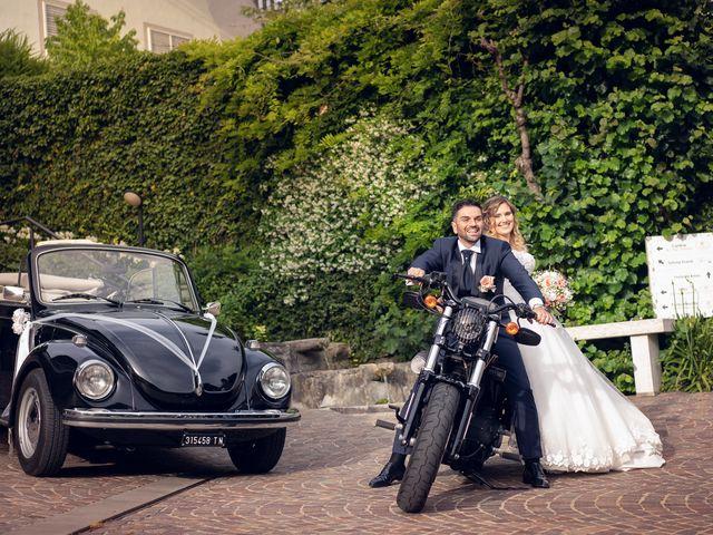 Il matrimonio di Emiliano e Carmela a Gandosso, Bergamo 27