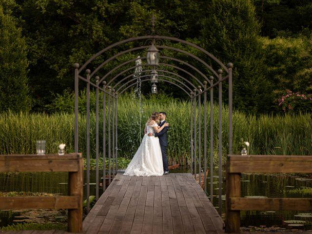 Il matrimonio di Emiliano e Carmela a Gandosso, Bergamo 30