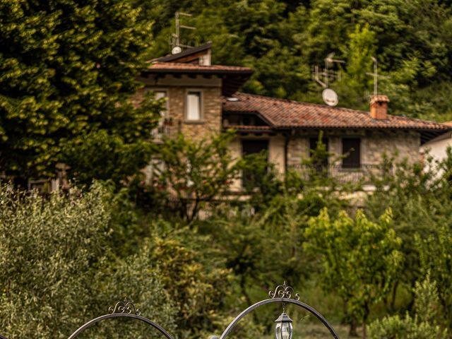 Il matrimonio di Emiliano e Carmela a Gandosso, Bergamo 32